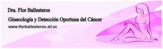 Doctora Flor Ballesteros Ginecologa Guaranda
